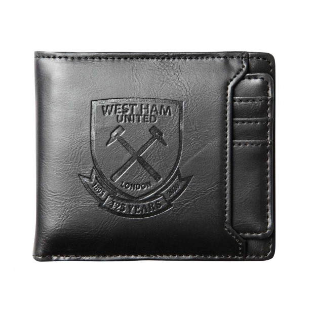 WEST HAM 125-WALLET & CARD HOLDER SET