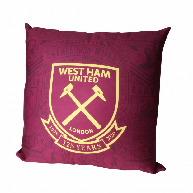 WEST HAM 125-CUSHION