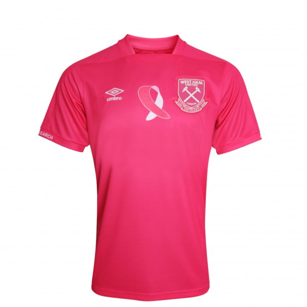 WHU X BREAST CANCER NOW 20/21 JUNIOR SHIRT