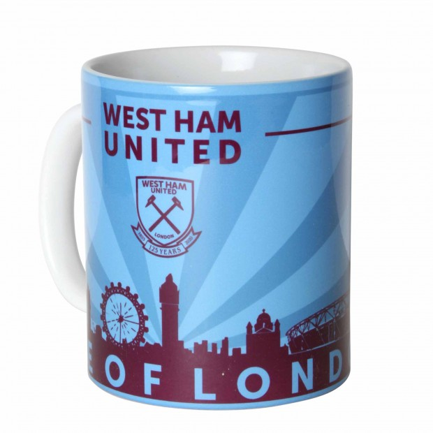 WEST HAM 125-PRIDE OF LONDON MUG