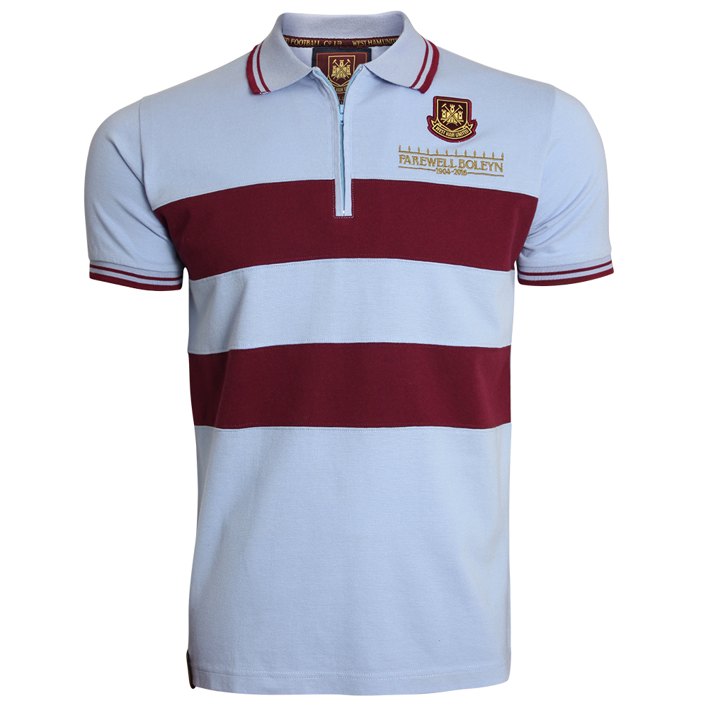 FAREWELL BOLEYN - ADULT SKY ZIP POLO
