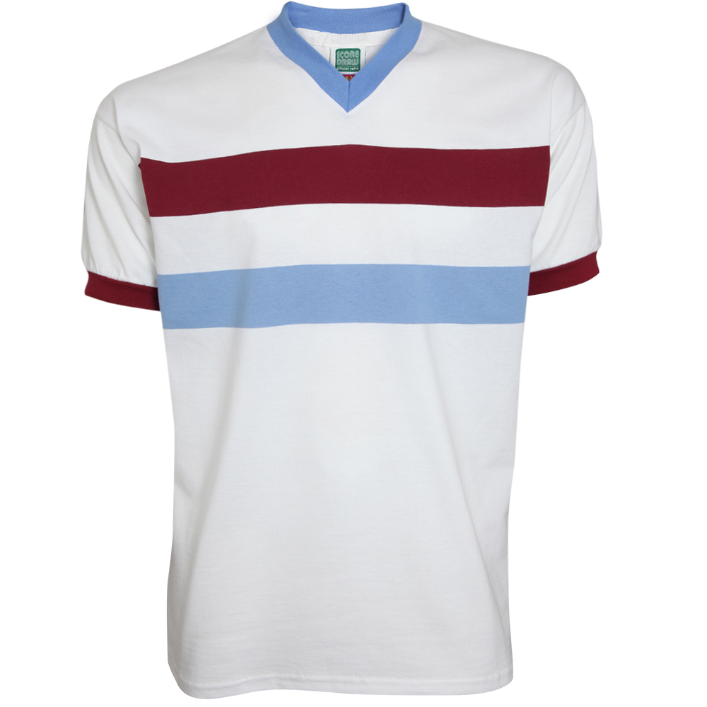 BOBBY MOORE FIRST AWAY SHIRT
