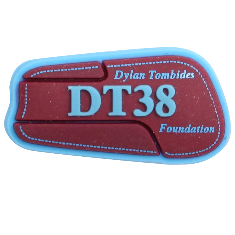 DT38 PIN BADGE
