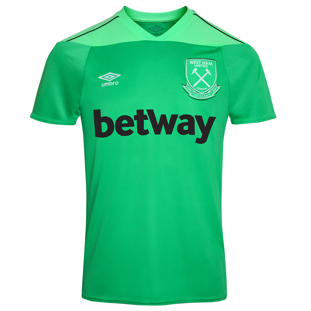 West Ham United home baju