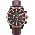ROYAL LONDON 7 SS BLACK PVD PLATED MULTI FUNCTION