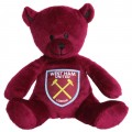 CLARET BEAN FILLED BEAR