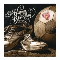 HAPPY BIRTHDAY SNEAKERS CARD