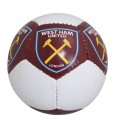 WHITE CREST SIZE 1 FOOTBALL