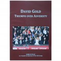 DAVID GOLD - TRIUMPH OVER ADVERSITY BOOKLET