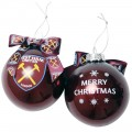 RIBBON BAUBLES
