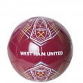 SIZE 3 CLARET FOOTBALL