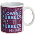 FOREVER BLOWING BUBBLES MUG