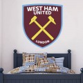 CREST WALL STICKERS SET