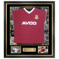 FRAMED 1986 COTTEE HOME SHIRT