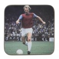 BOBBY MOORE NO CREST COASTER