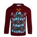 JUNIOR FOREVER BLOWING BAUBLES JUMPER