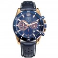 LIMITED EDITION NAVY CHRONOGRAPH WATCH