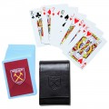 PLAYING CARDS AND CASE