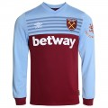 WEST HAM 19/20 ADULT L/S HOME SHIRT