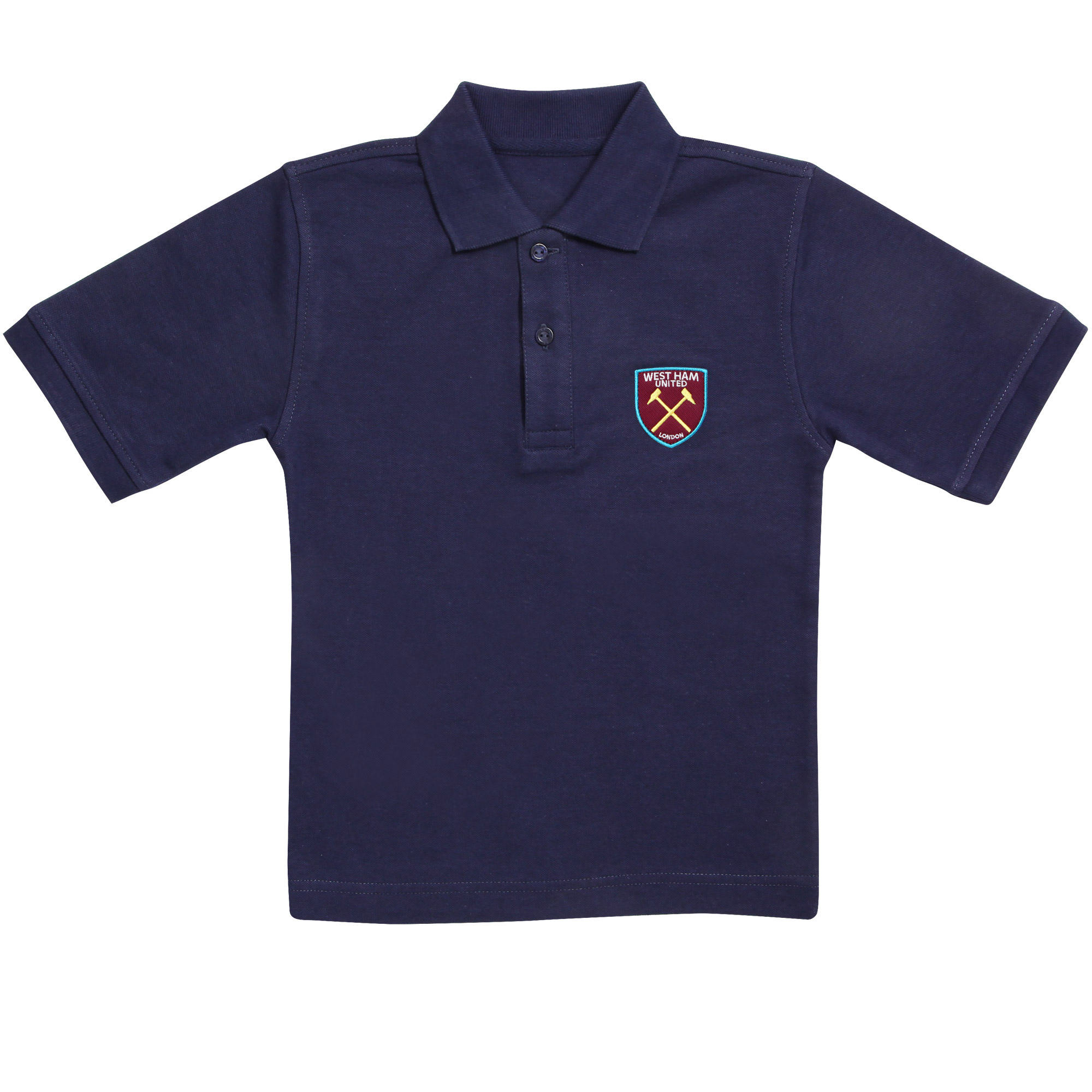 CLUB CLASSICS - JUNIOR NAVY POLO