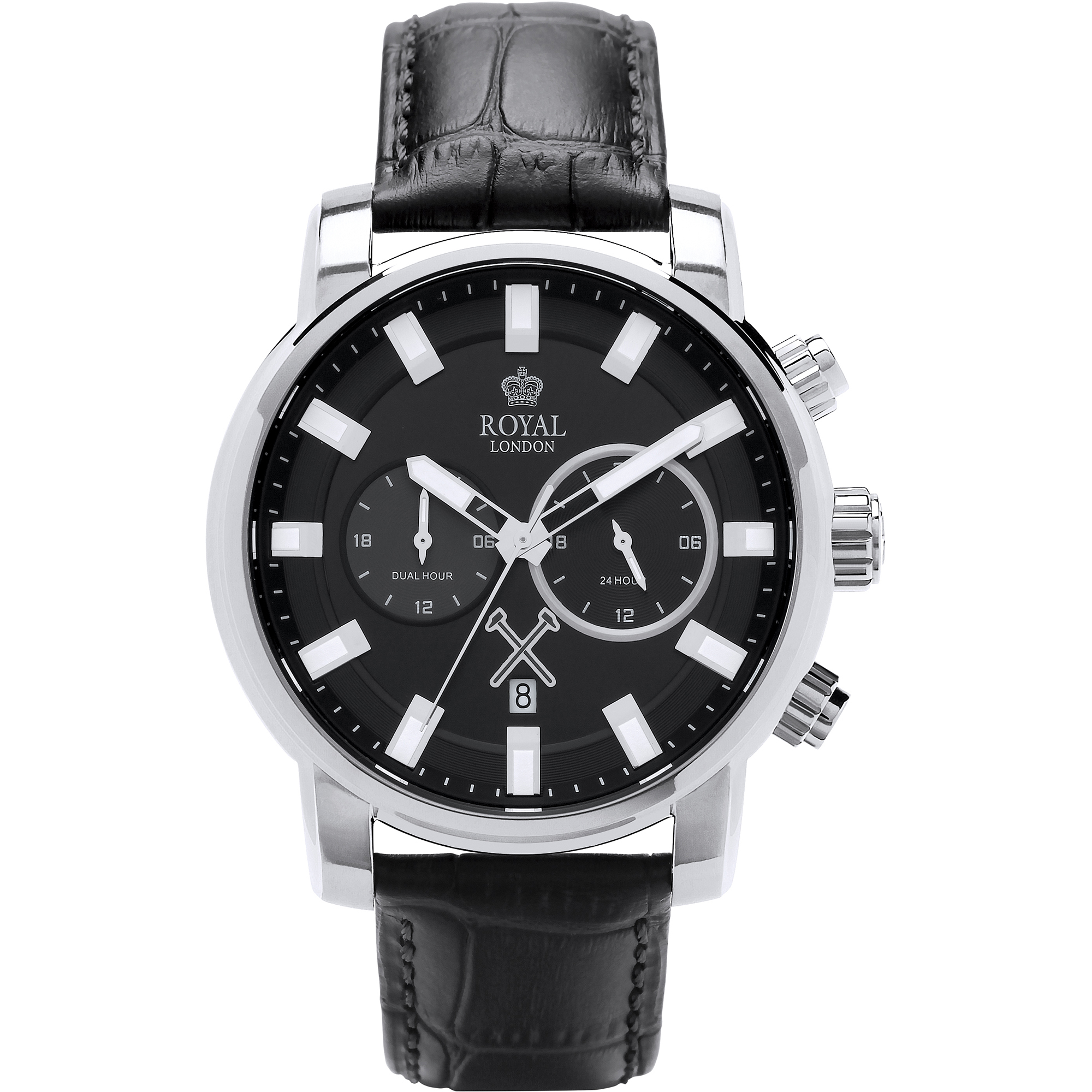 ROYAL LONDON 5 SS MULTI FUNCTION WATCH