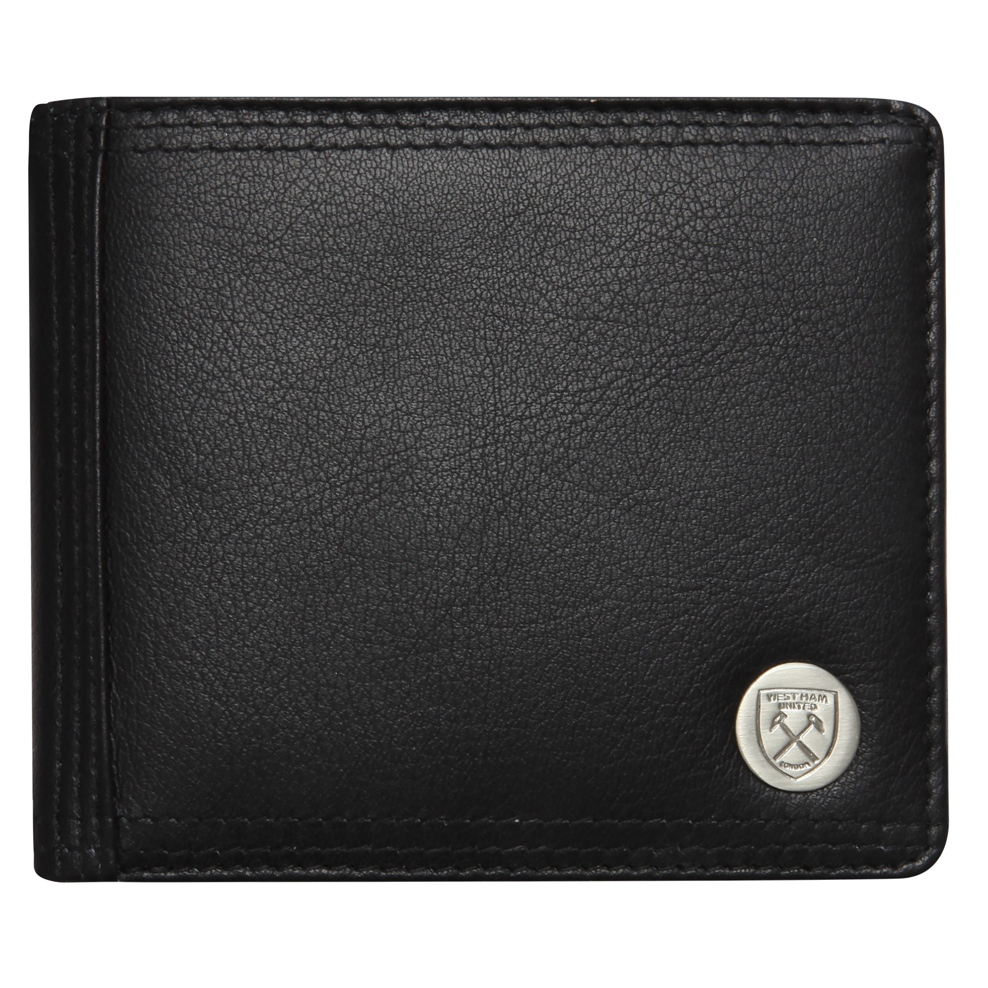 METAL LEATHER WALLET
