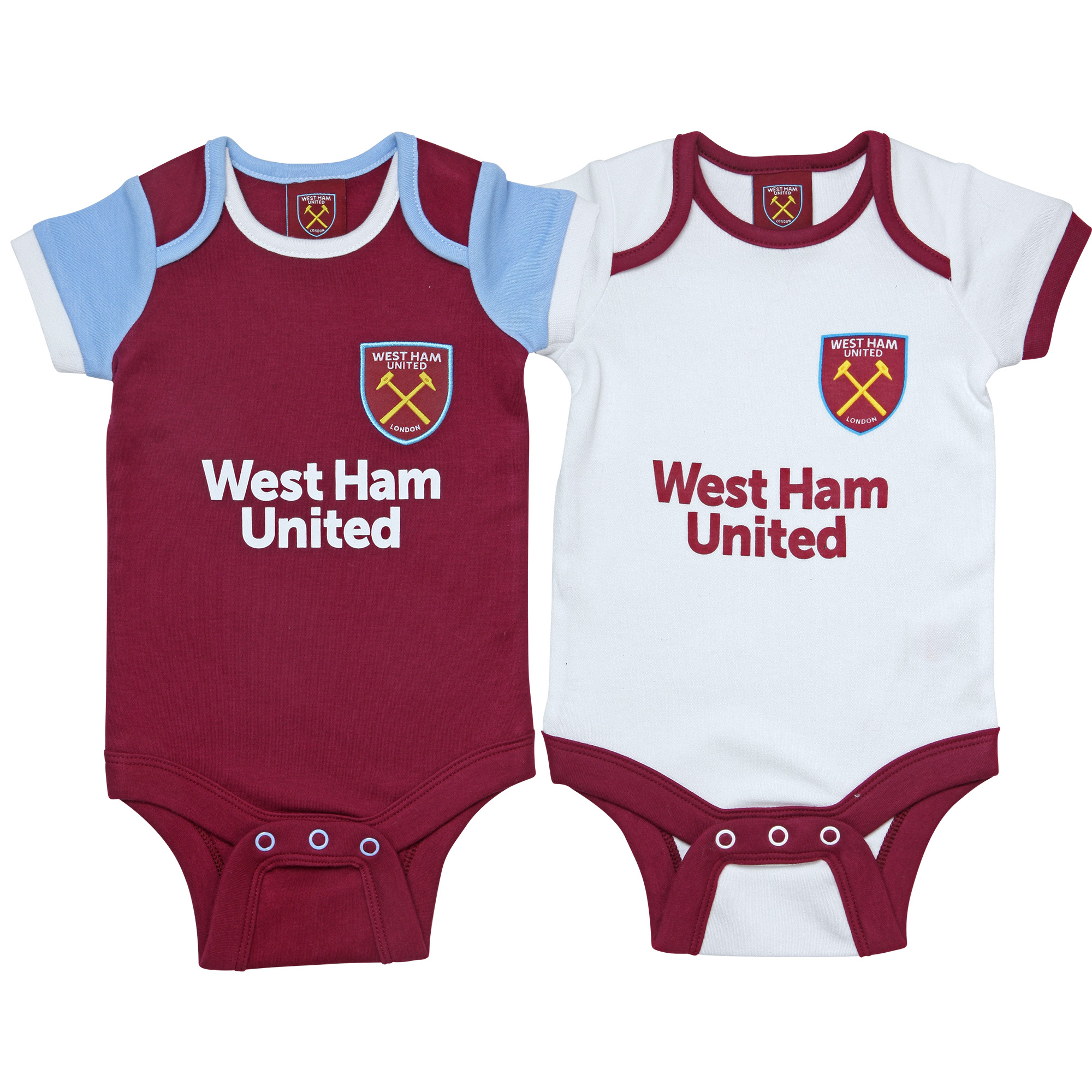 KIT 2 PK BODYSUIT