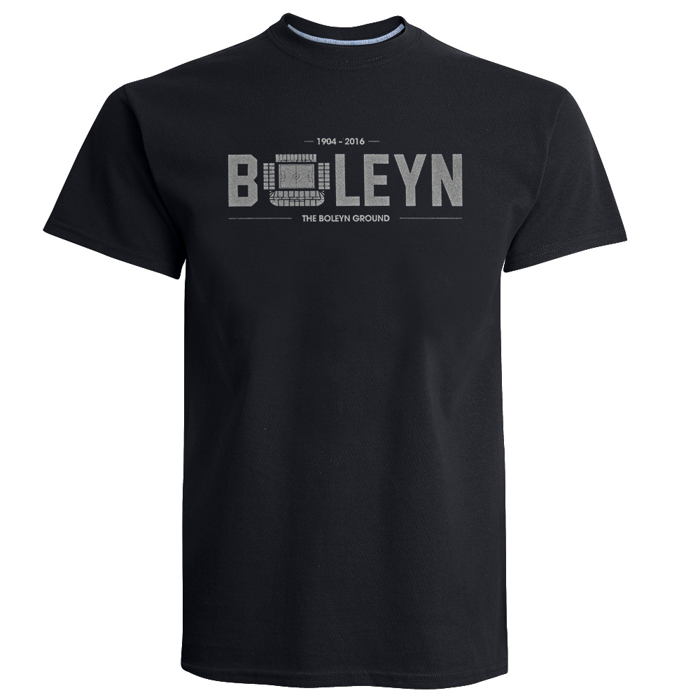 ADULT BLACK BOLEYN T-SHIRT