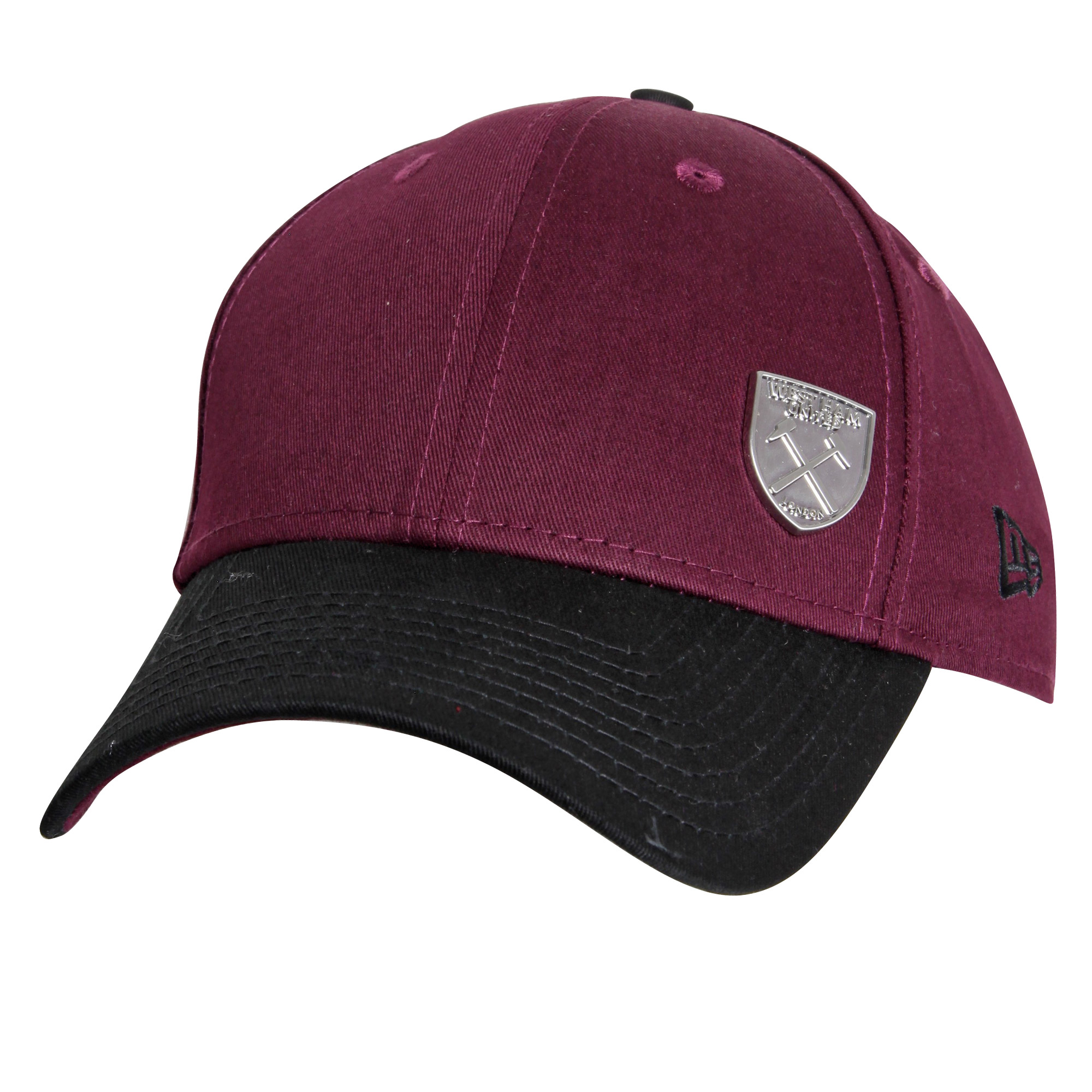CLARET/BLACK 9FORTY ADJUSTABLE BACK CAP