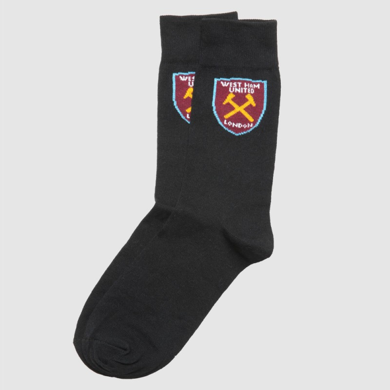 BLACK CREST SOCKS