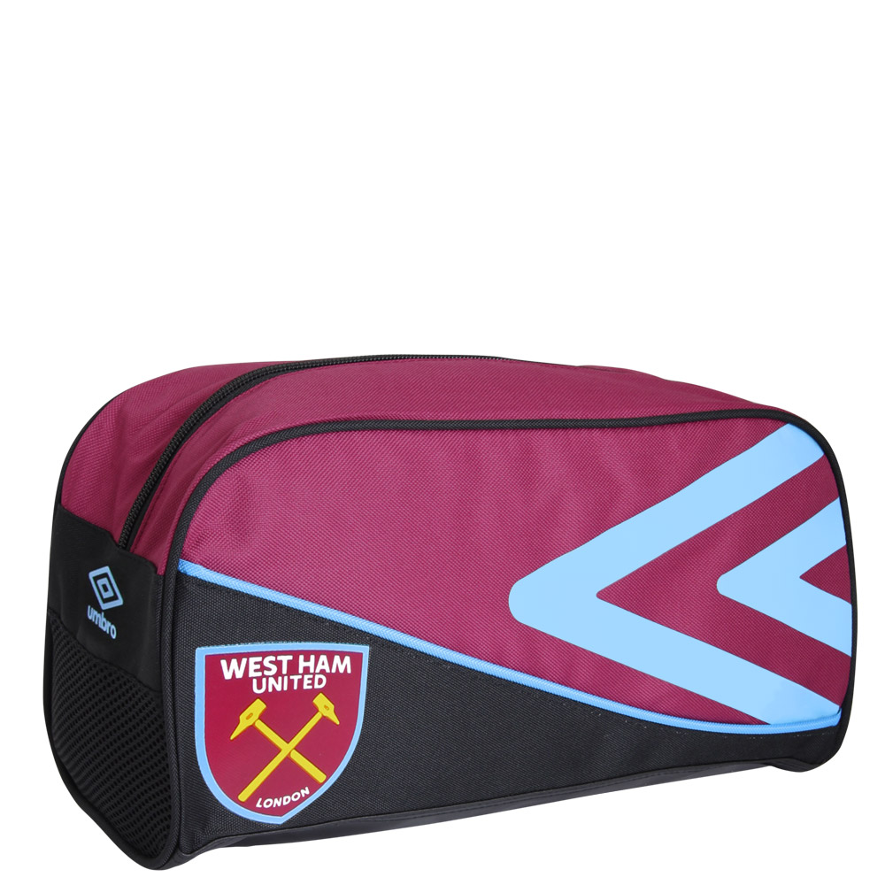 2016/17 UMBRO BOOTBAG BLACK