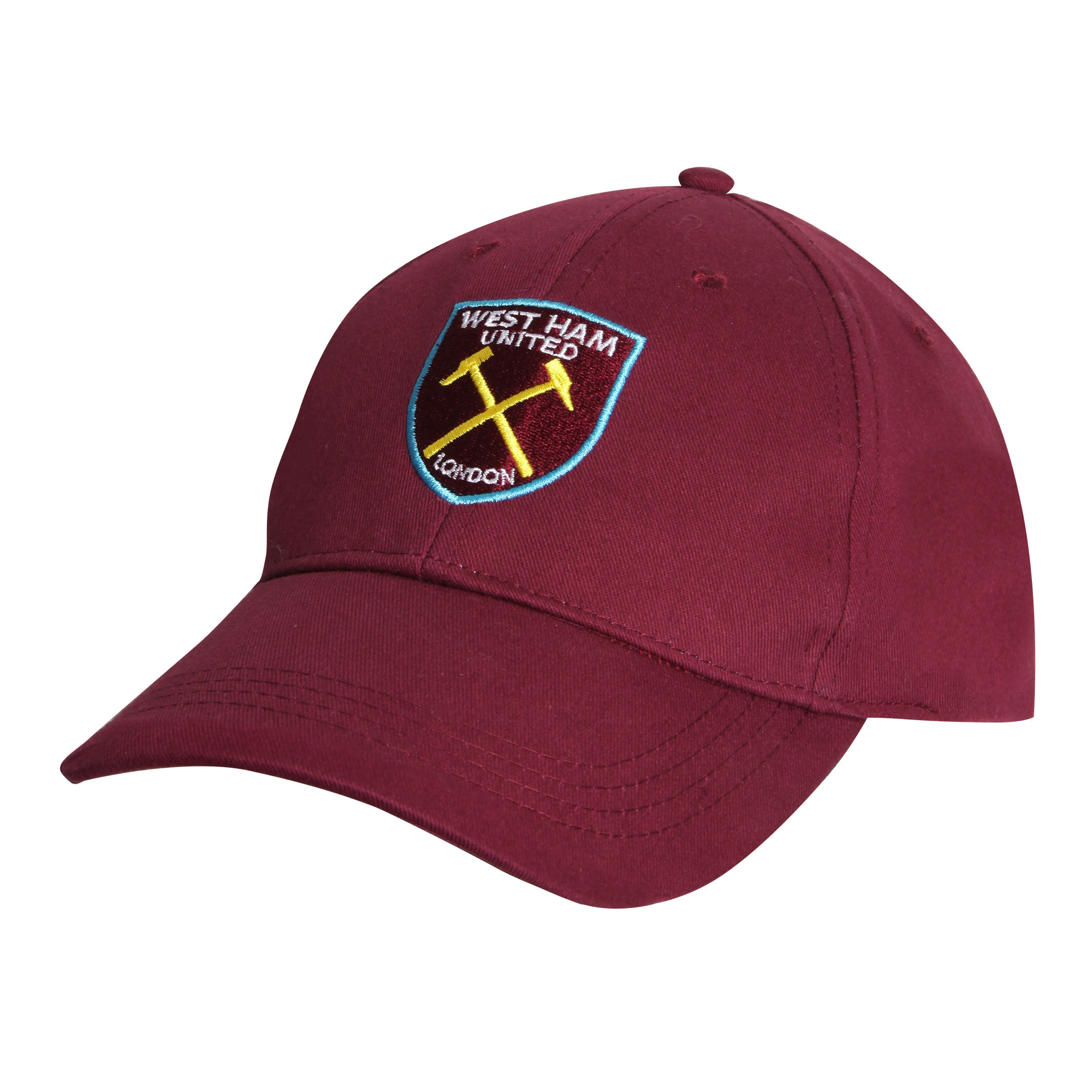 JUNIOR CLARET BASIC CAP
