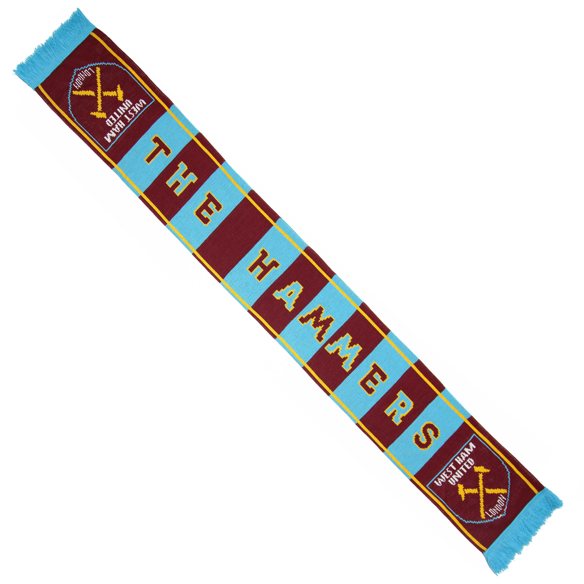 HAMMERS SCARF