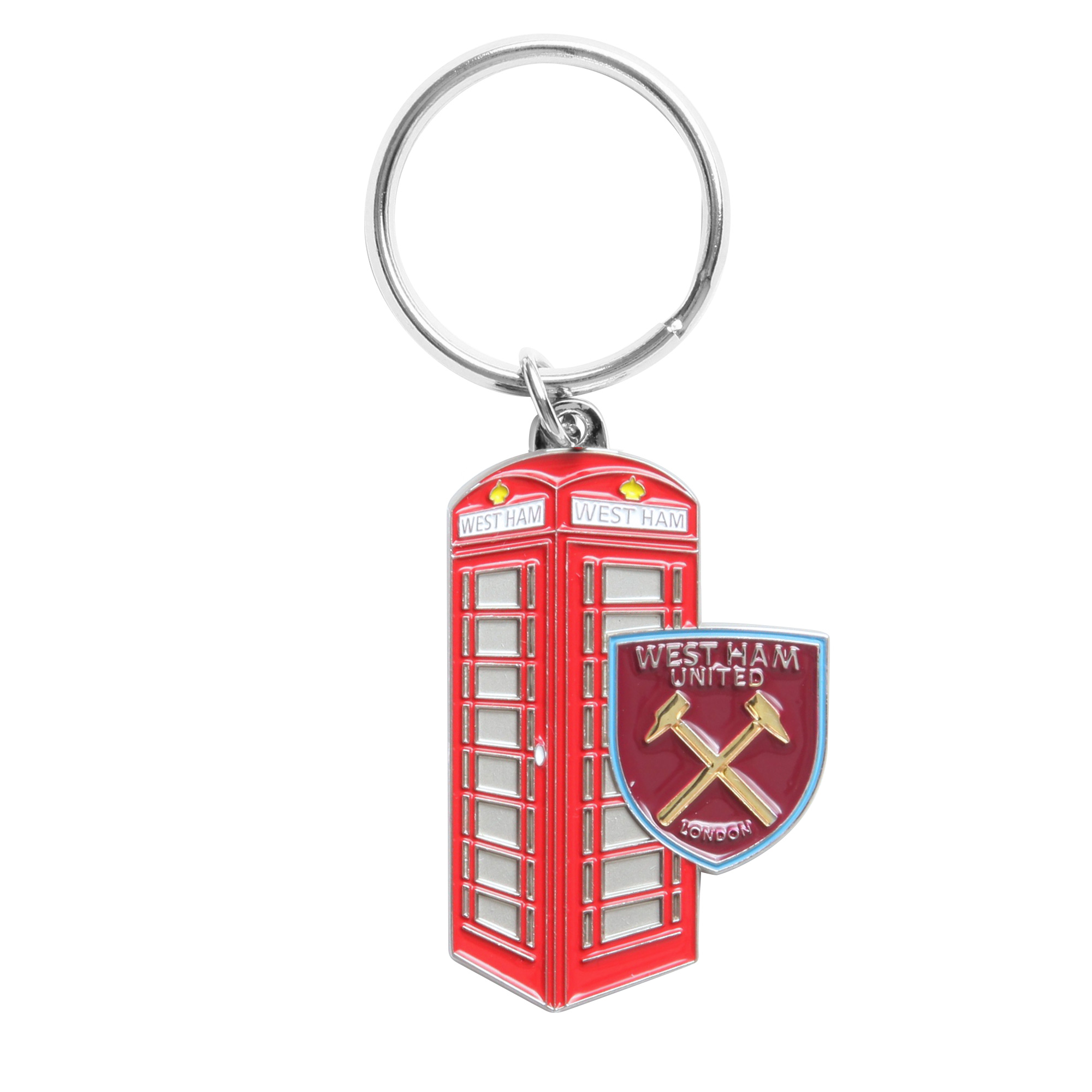 PHONE BOX KEYRING