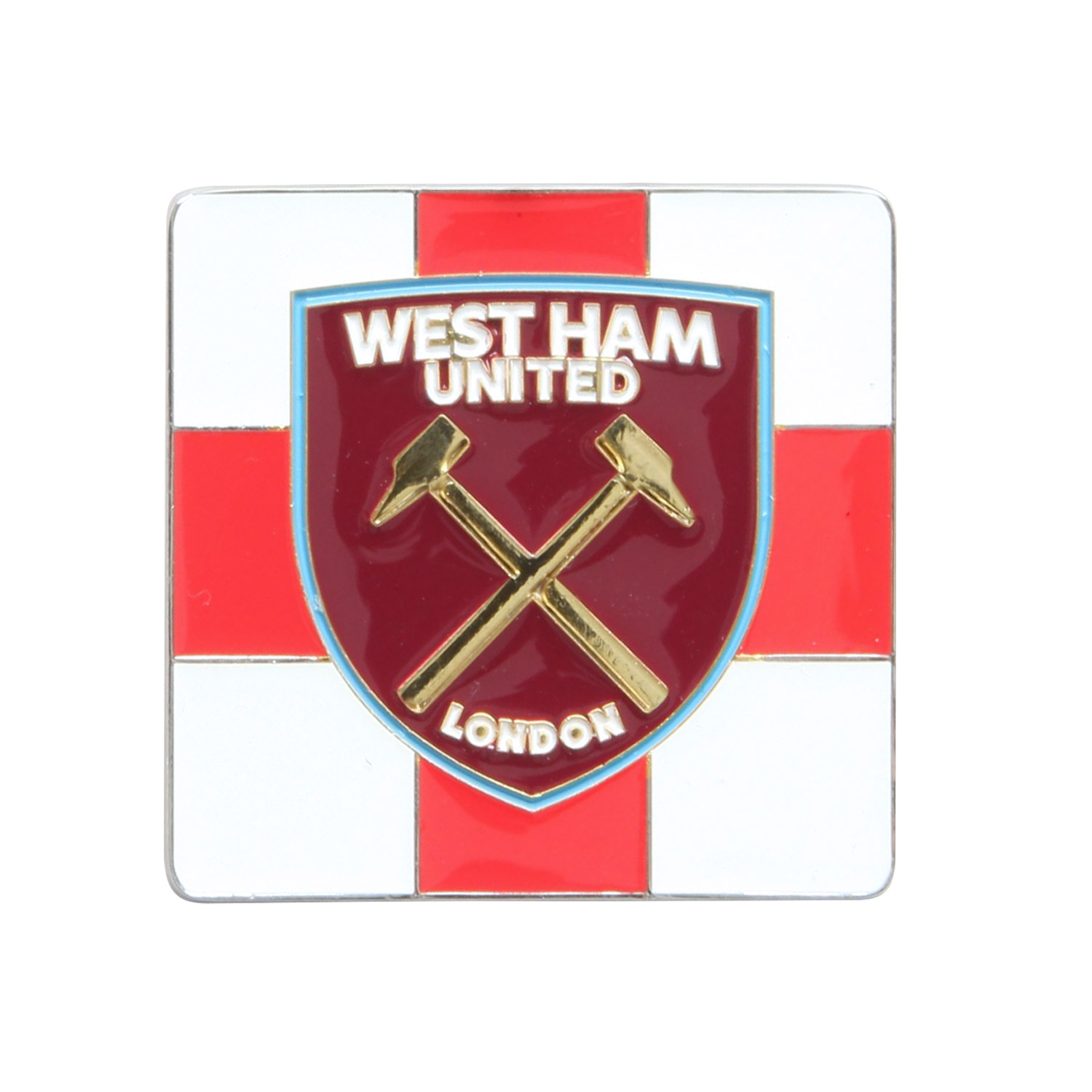 CLUB & COUNTRY PIN BADGE