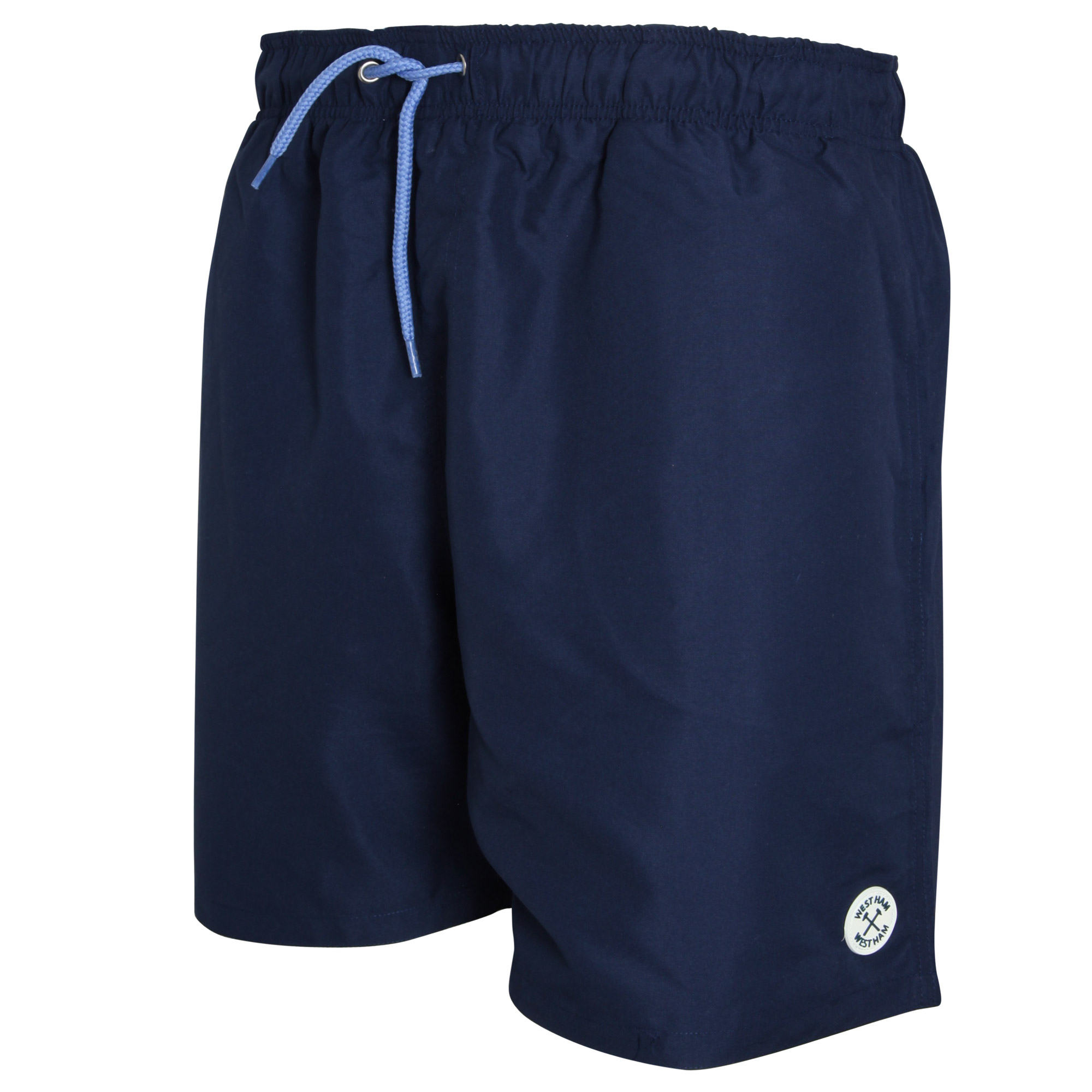 NAVY & SKY BLUE SWIM SHORTS