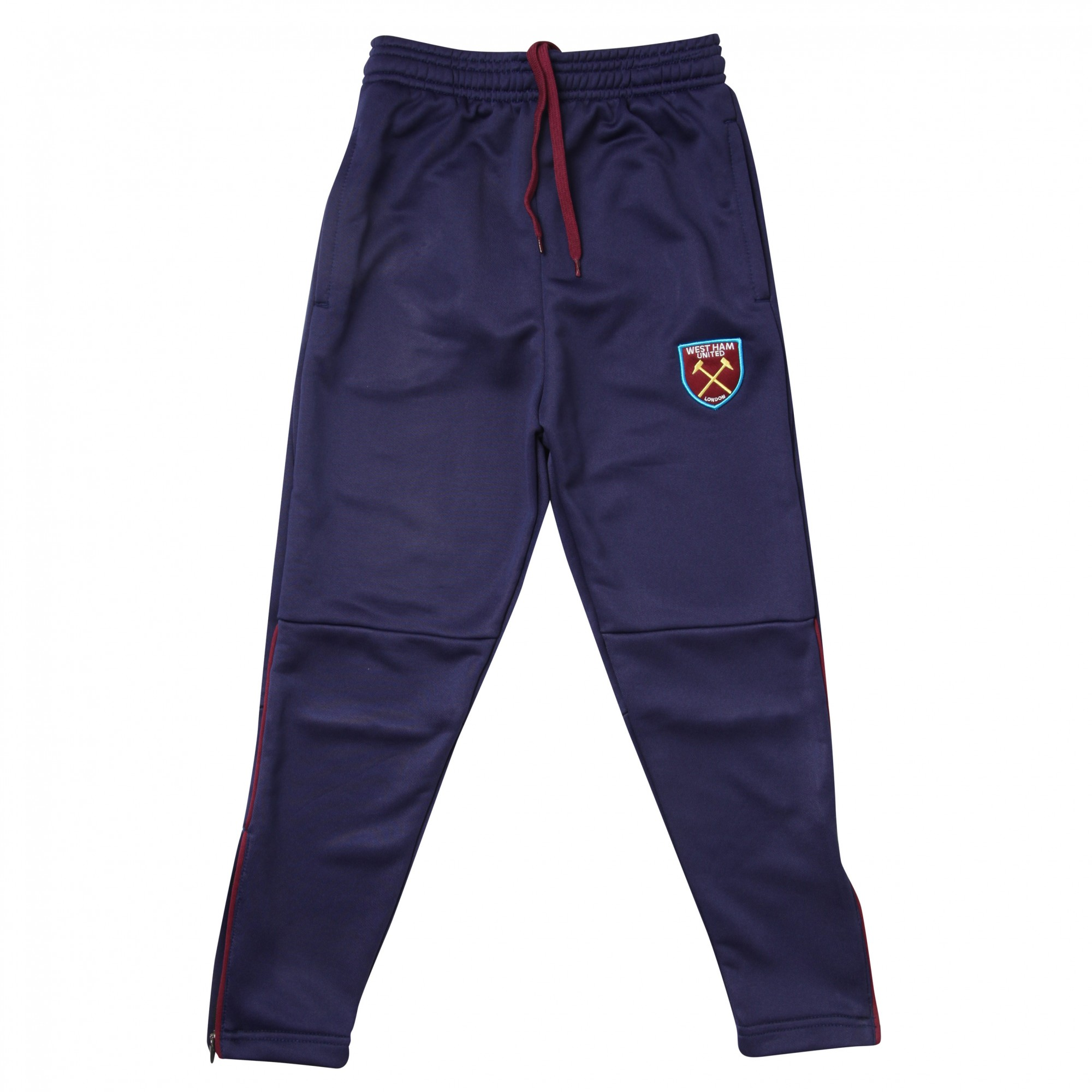 ESSENTIALS - JUNIOR NAVY POLY PANTS
