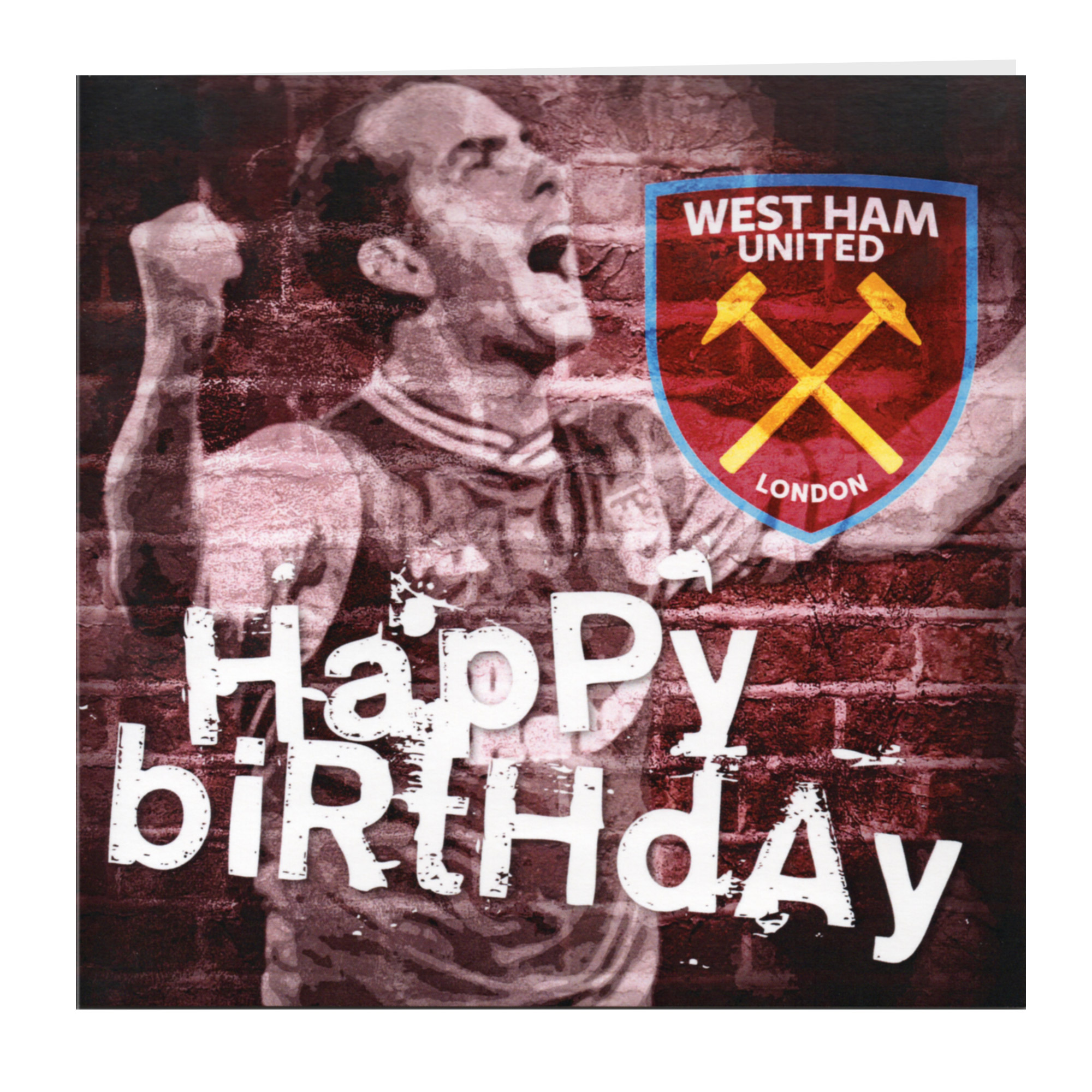 HAPPY BIRTHDAY DI CANIO CARD