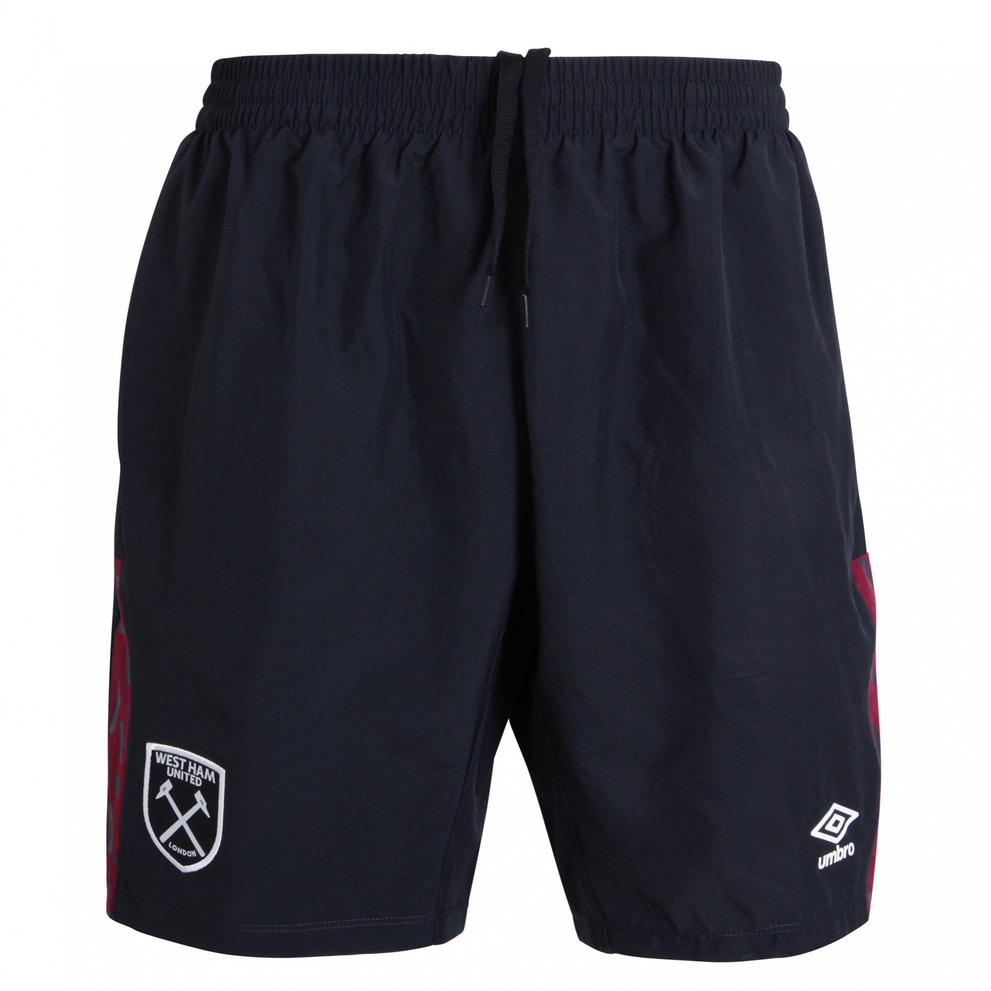 2016/17 ADULT TRAINING WOVEN SHORTS GALAXY