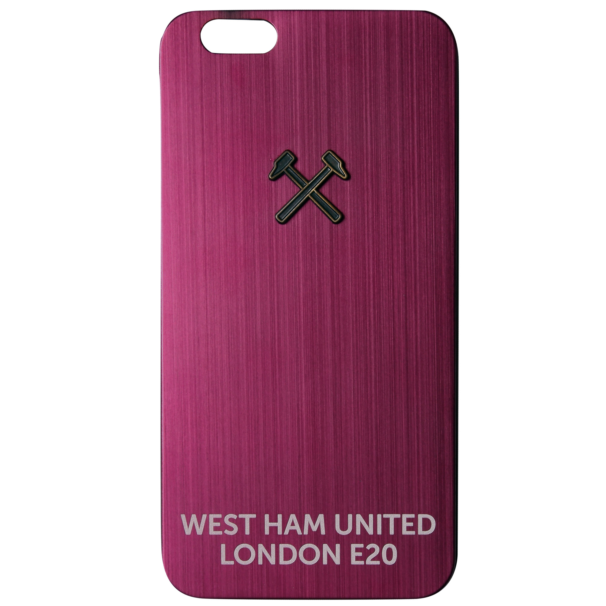 CROSSED HAMMERS METAL IPHONE 6 CASE