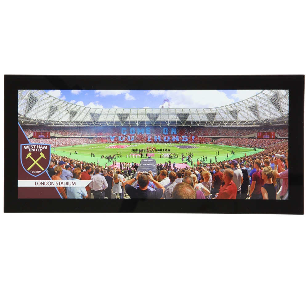 GLASS STADIUM (COYI) PRINT