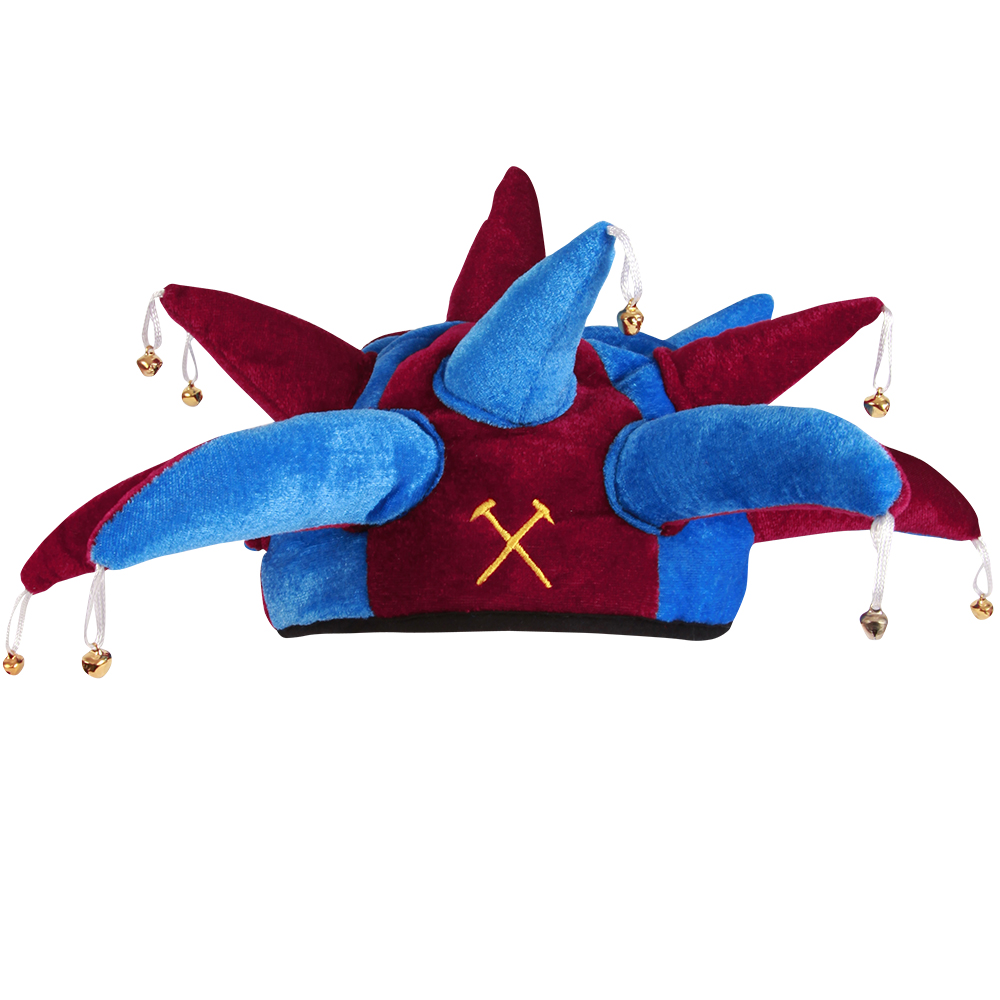 CROSSED HAMMERS JESTER HAT