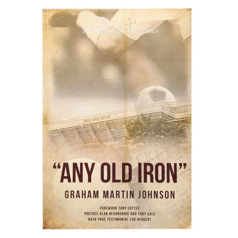 ANY OLD IRON BOOK