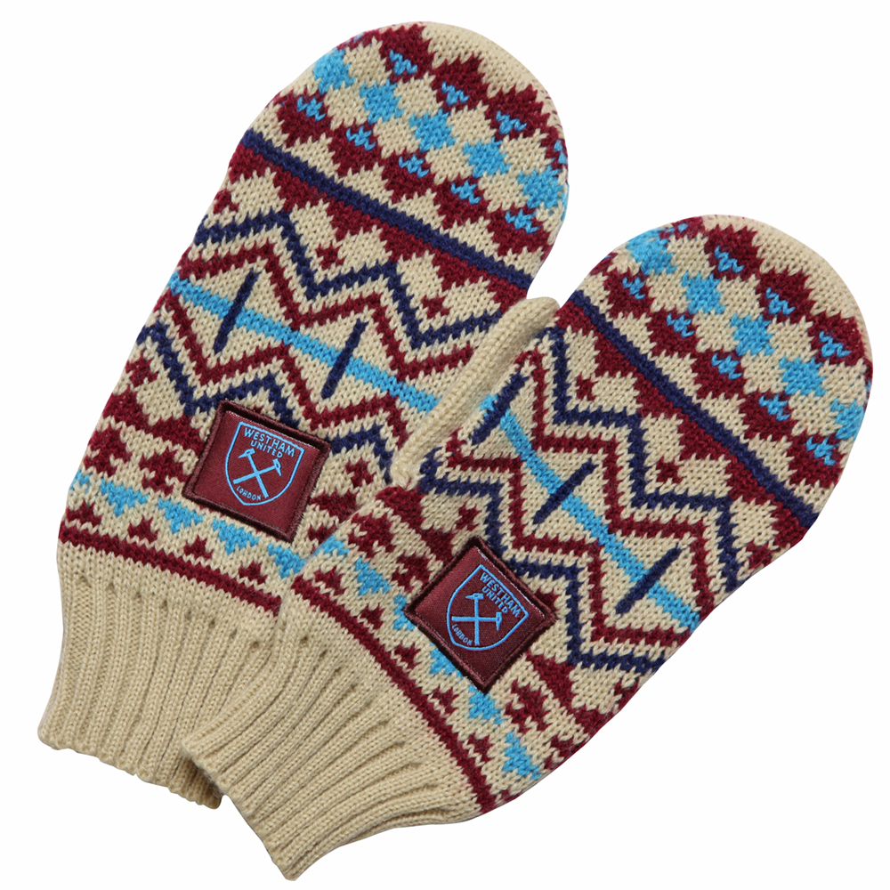 CHUNKY MULTI MITTENS