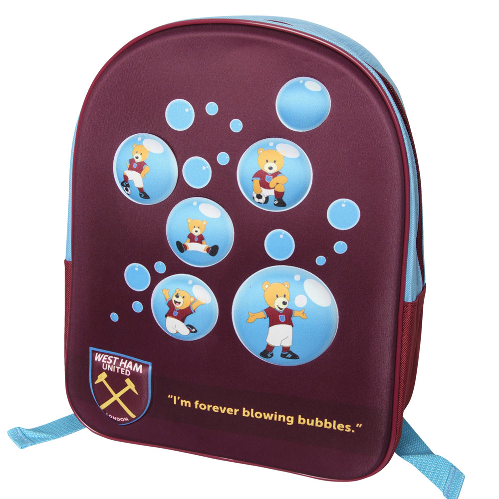 BUBBLES HARD SHELL BACKPACK