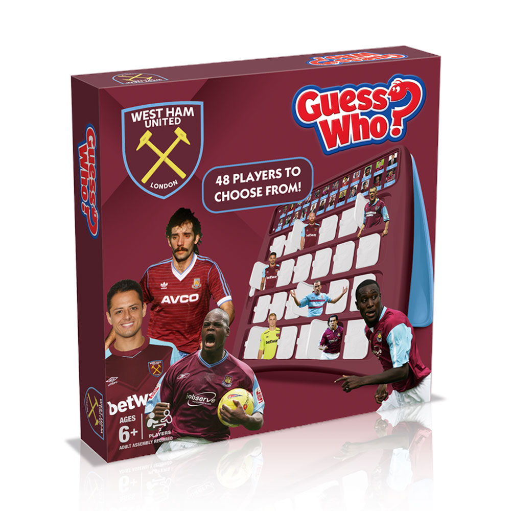 WEST HAM GUESS WHO