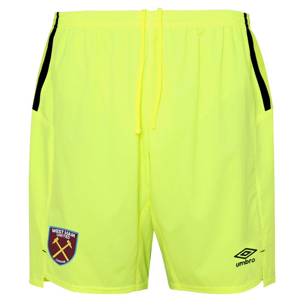 2017/18 ADULTS HOME G/K SHORTS