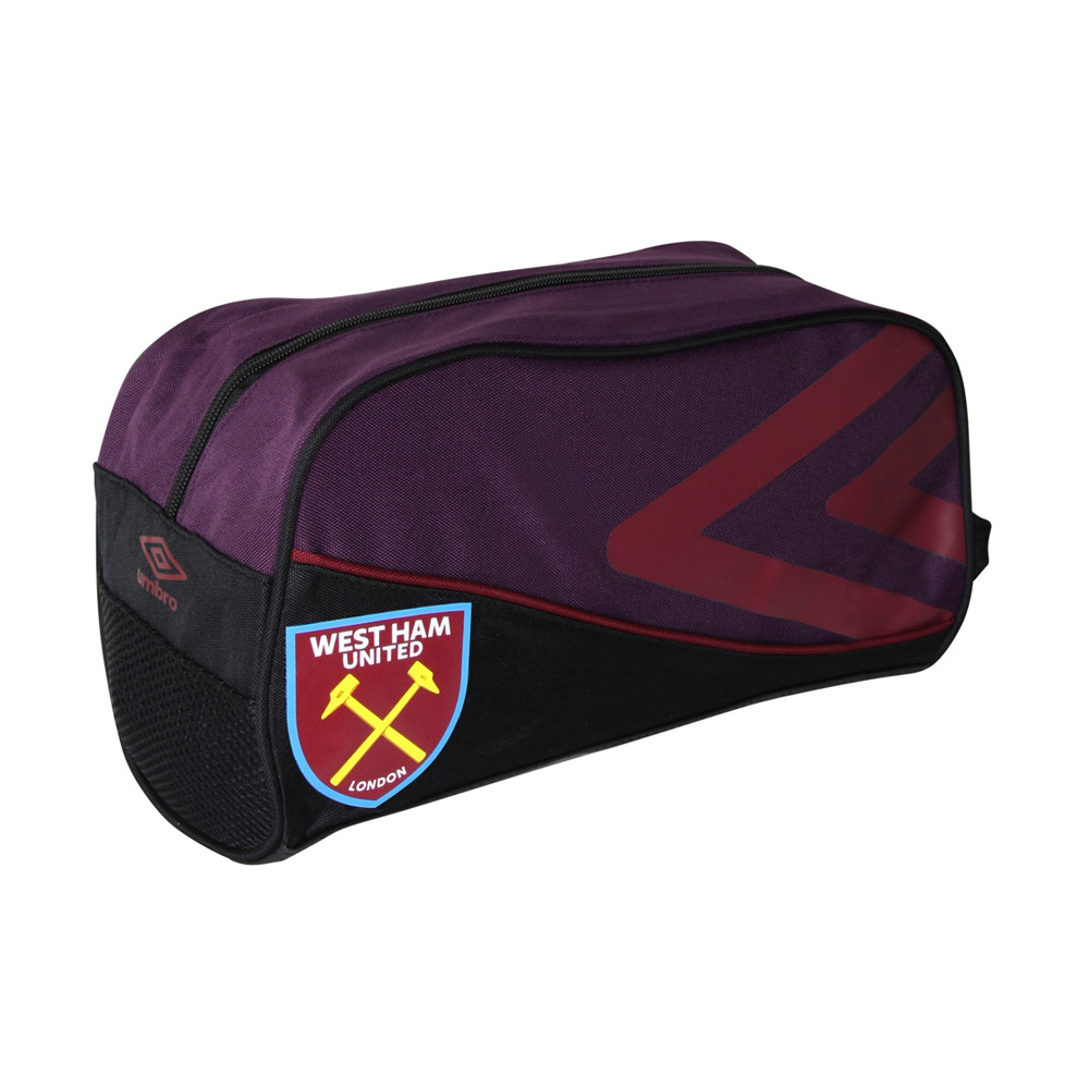 2017/18 UMBRO BOOTBAG BLACK