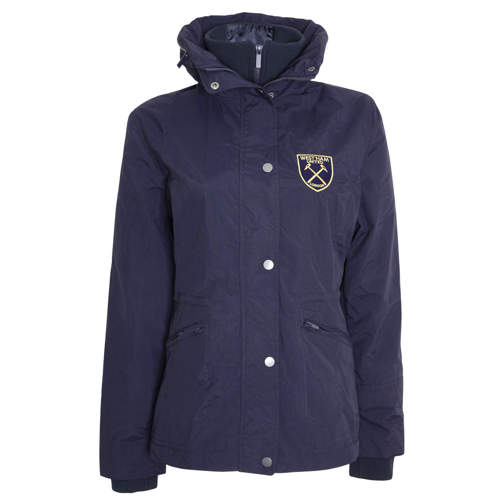 LADIES NAVY JACKET