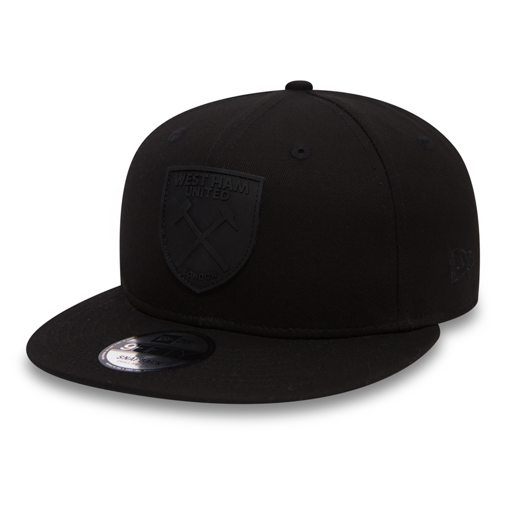 BLACK TONAL 9FIFTY SNAPBACK CAP
